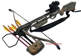 armex jaguar crossbow 150lb recurve kit