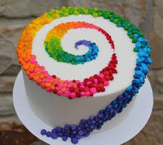 10 Cool Birthday Cupcakes Photo Colorful Birthday Cake Ideas