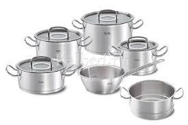 Купить <b>Набор посуды Fissler</b>, серия <b>Original</b> pro collection, 5 пр. + ...