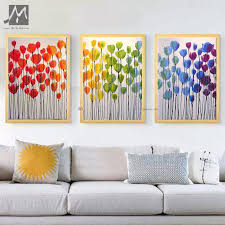 decorative pictures modern paintings kitchen wall painting flower canvas art handmade acrylic oil paintings for living