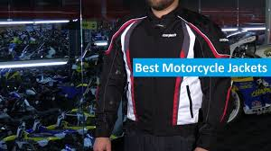top 10 best motorcycle jackets reviews