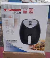 Sẵn nồi chiên không dầu hongxin 8L - Trần Quý chuyên sỉ hàng Quảng Châu