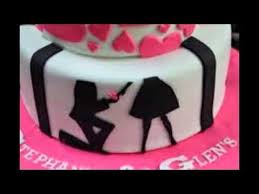 Engagement Cakes Youtube