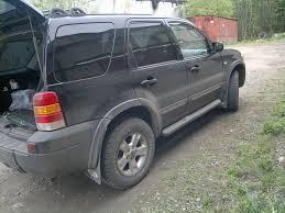 Форд Маверик 2005 года, 2.3 литра, цвет черный, расход средний 13л ...