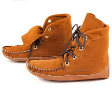second the moccasins they use diffe kinds and colors of leather hides which allows them to offer moccasins in several diffe styles