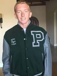 poway high school letterman jacket
