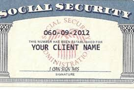 Ssn Vintage Security Template com Social - Fake Zznuwbvr Yanabeealiraq Card