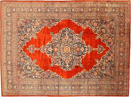 ahdoot oriental rugs orange room