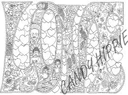 Small Picture Love CandyHippie Coloring Pages