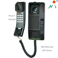 cordless wall mount phone wall mount telephone basic sip intercom phone with telephone for office wall mount cordless phone cordless wall mounted phones