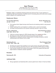 marketing resume sample resume marketing research analyst market research analyst resume sample