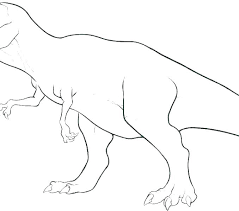 Realistic Dinosaur Bones Coloring Pages Printable Dinosaur Coloring
