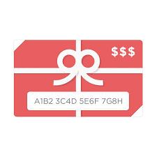 Digital Gift Certificate Betsy Iya