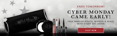 kat von d beauty canada cyber monday free gift set w purchase 2018 canadian deals glossense canadian beauty deals s