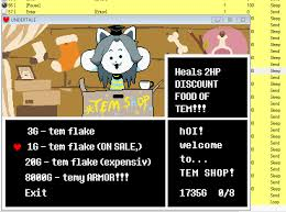 Hoi Temmie Get Money For Colege Scripted Gif On Imgur