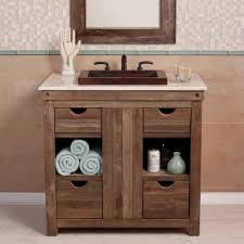 Bathroom Chardonnay 36 Inch Single Sink Vanity Native Trails 36