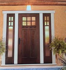 prices for entry doors with sidelights. 8ft craftsman 6 lite knotty alder front entry door with (2) sidelights prices for doors