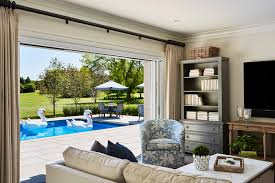 pool house interior. MEdina Pool House Interior