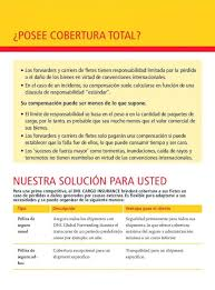 We are licensed in the states of texas. Dhl Cargo Insurance Relajese Esta En Buenas Manos Para Una Prima Competitiva El Dhl Cargo Insurance Pdf Document