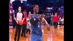 john wall does the dougie and is mvp ...