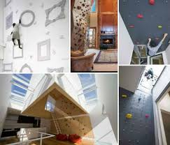 12 insanely cool home climbing walls