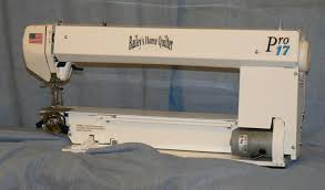 Bailey's Home Quilter Pro 17EHP<br>with Enhanced Lighting & Bailey's Pro17E Adamdwight.com
