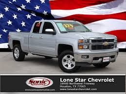 Used 2015 Chevrolet Silverado 1500 For Sale in Houston TX | Stock: TFZ158184