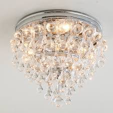 bright idea crystal ball wedding cake ceiling light shades of shade with crystals