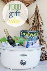 diy crockpot gift basket cute idea for foos via tonya staab do it yourself
