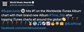 World Itunes Album Chart Welovehaehyuk