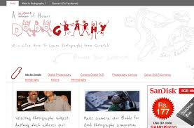 Cool Website Header Dodography TheCreatology