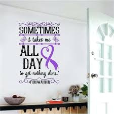 letter wall decal porter sometimes it takes all day to get nothing done warrior vinyl letters
