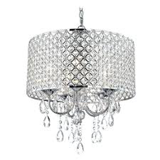 56 beautiful endearing crystal chrome chandelier pendant light with drum shade mini modern lights white lighting chandeliers shades of kit vintage glass