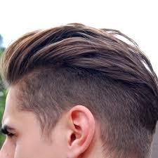 Undercut For Men Kort Opgeshoren Met Lange Boven Lage Hairstyle