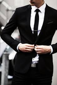 Best 25+ Black suit men ideas on Pinterest | Black suits, Man suit ...