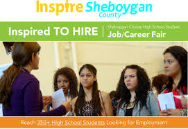 what to do at career fair inspire job career fair inspire sheboygan county