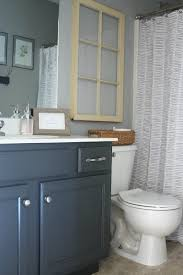 Painted Bathroom Cabinets Painted Bathroom Cabinets Lady Laura Kate