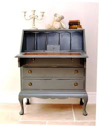 furniture restoration ideas. vintage painted bureau furniture restoration ideas