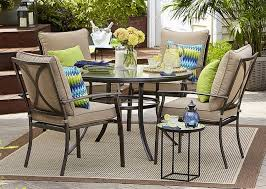 Garden Oasis Harrison 7 Pc Dining Set ly $257 29 at Sears