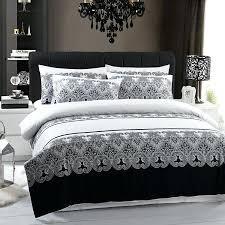 cool black white duvet cover duvet cover black and white single duvet cover