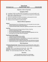 25 Prep Cook Resume Picture Best Resume Templates