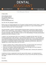 Orthodontic Assistant Resume Sample Dental Assistant Resume Sample Tips Resume Genius