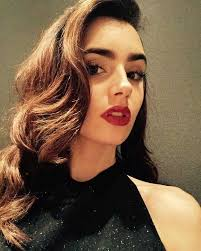best celebrity makeup tutorials lily collins hollywood makeup look step by step you videos