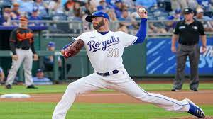Dodgers Acquire LHP Danny Duffy From ...