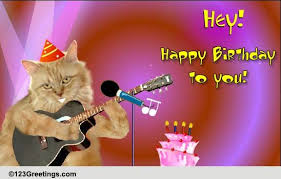 Free Download Greeting Card Happy Birthday Song Cards Free Download Greeting Card With Song