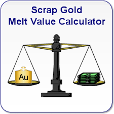 Scrap Silver Melt Value Calculator