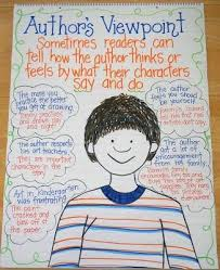 Author S Point Of View Anchor Chart Tomie Depaola And A Strega Nona Freebie Authors Viewpoint