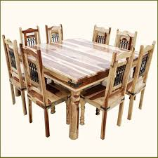 rustic dining room tables and chairs. Large Wood Dining Room Table Inspiring Nifty Rustic And Chair Sets Sierra Best Tables Chairs