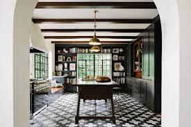 white and black tiles for kitchen design. black-kitchen-ideas-freshome23 white and black tiles for kitchen design