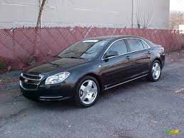 2008 Black Granite Metallic Chevrolet Malibu LT Sedan #9452255 ...